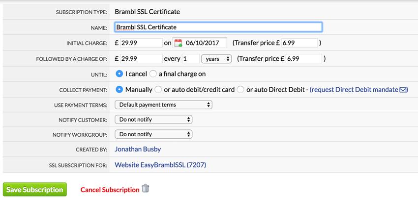 Ssl Certificates On Brambl W3pedia