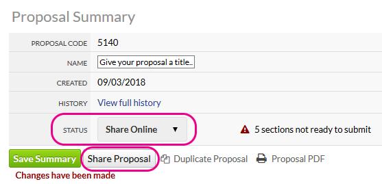 Proposals | w3pedia